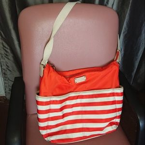 """Kate Spade diaper bag 14x14x4"""" with changing pad"""